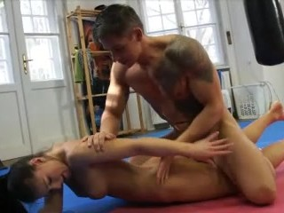Pussy getting fucked for first time