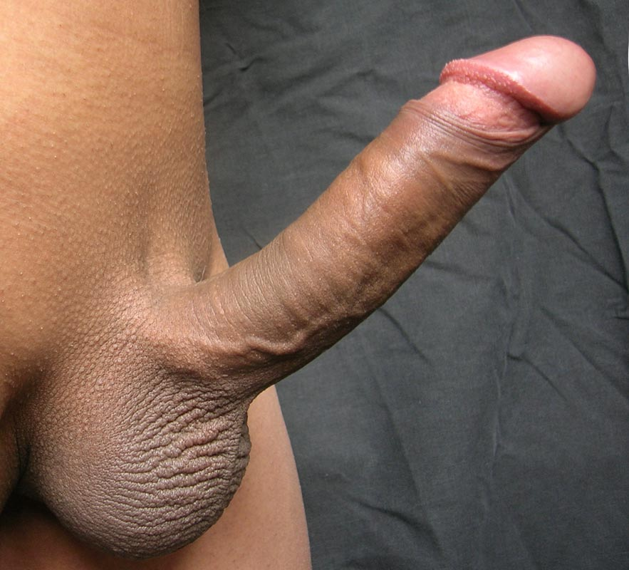 Female huge anal toy